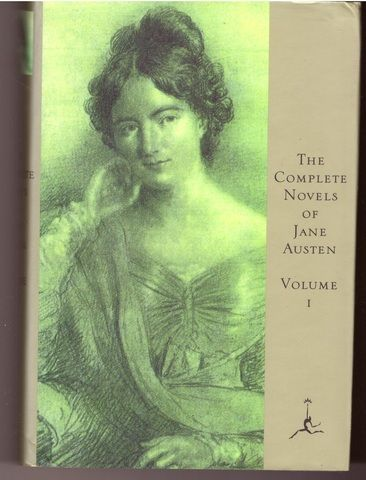The Complete Novels of Jane Austen, Vol. 1 (Sense & Sensibility / Pride & Prejudice / Mansfield Park), Austen, Jane