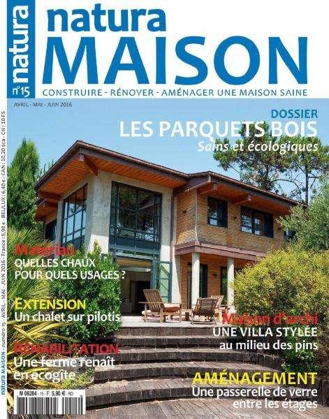 Natura Maison - Avril-Juin 2016
