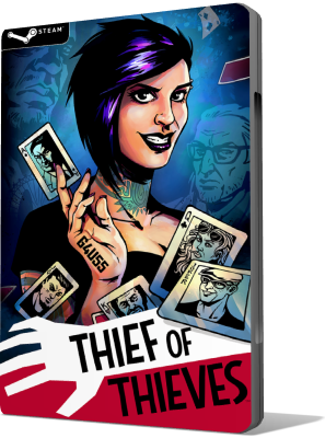 [PC] Thief of Thieves: Season One (2018) - ENG