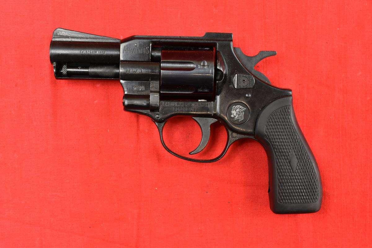 revolver arminius hw3