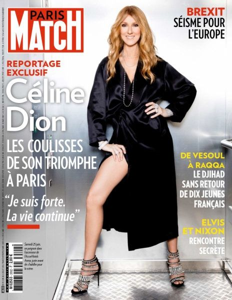 Paris Match 3502 - 30 Juin au 6 Juillet 2016
