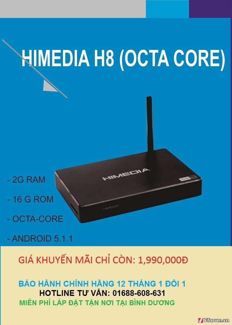 Khuyến mãi khi mua ti vi box tặng ngay USB 8GB - 164730