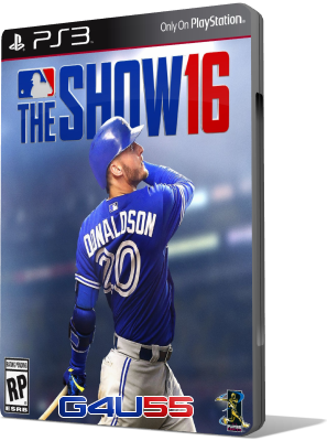 [PS3] MLB: The Show 16 (PSN)(2016) - ENG