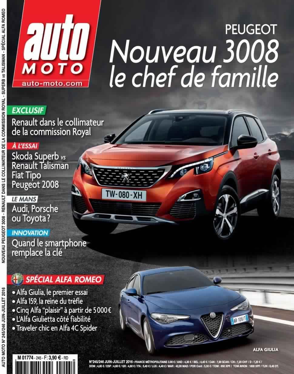 Auto Moto 245-246 - Juin-Juillet 2016