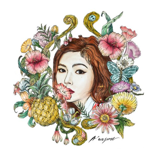 HyunA - A'wesome (Full Mini Album) - How's This+ MV K2Ost free mp3 download korean song kpop kdrama ost lyric 320 kbps