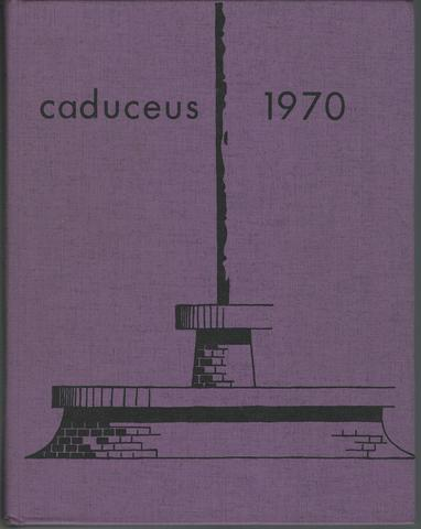 Classical High School Caduceus Yearbook 1970 Providence Rhode Island Vol. 57, Classical High School