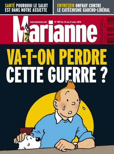 Marianne - 25 au 31 Mars 2016