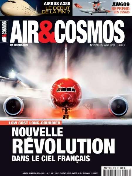 Air & Cosmos 2510 - 22 au 28 Juillet 2016
