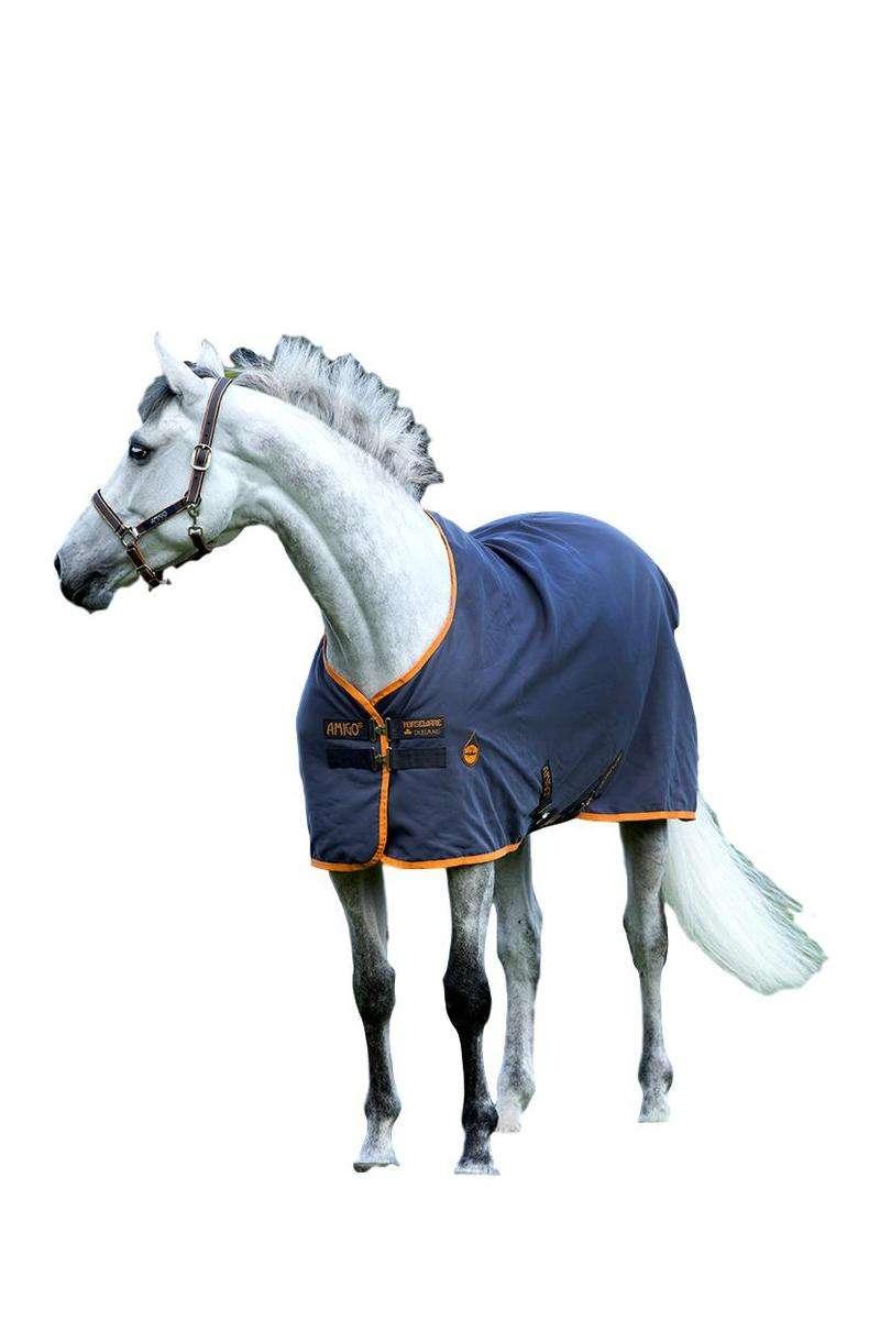 Horseware Ireland Amigo coton stable Feuille Avec Soyeux épaule Doublure