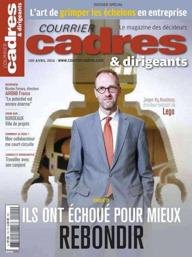 Courrier Cadres & Dirigeants 100 - Avril 2016