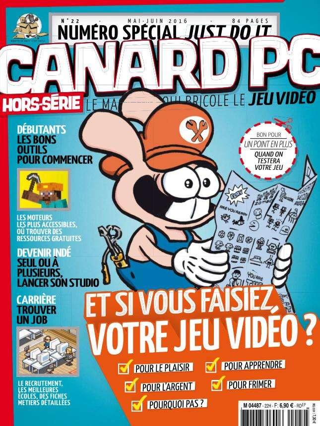 Canard PC Hors-Série 22 - Mai-Juin 2016