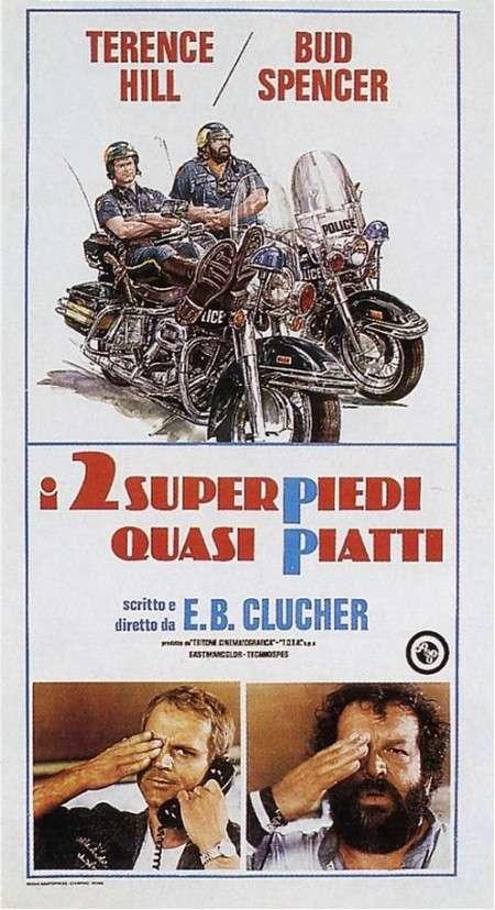 I Due Superpiedi Quasi Piatti (1977).mkv DVDrip x264 Ac3 - Ita