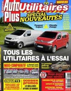 Auto Plus Hors-Série Utilitaires - Juillet-Septembre 2016