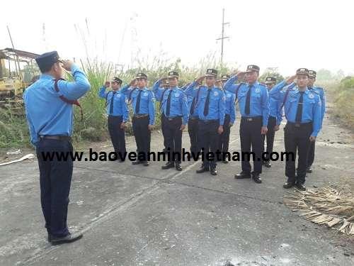 Công ty bảo vệ chuyên nghiệp tại Thái Nguyên