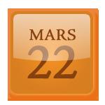 22 mars