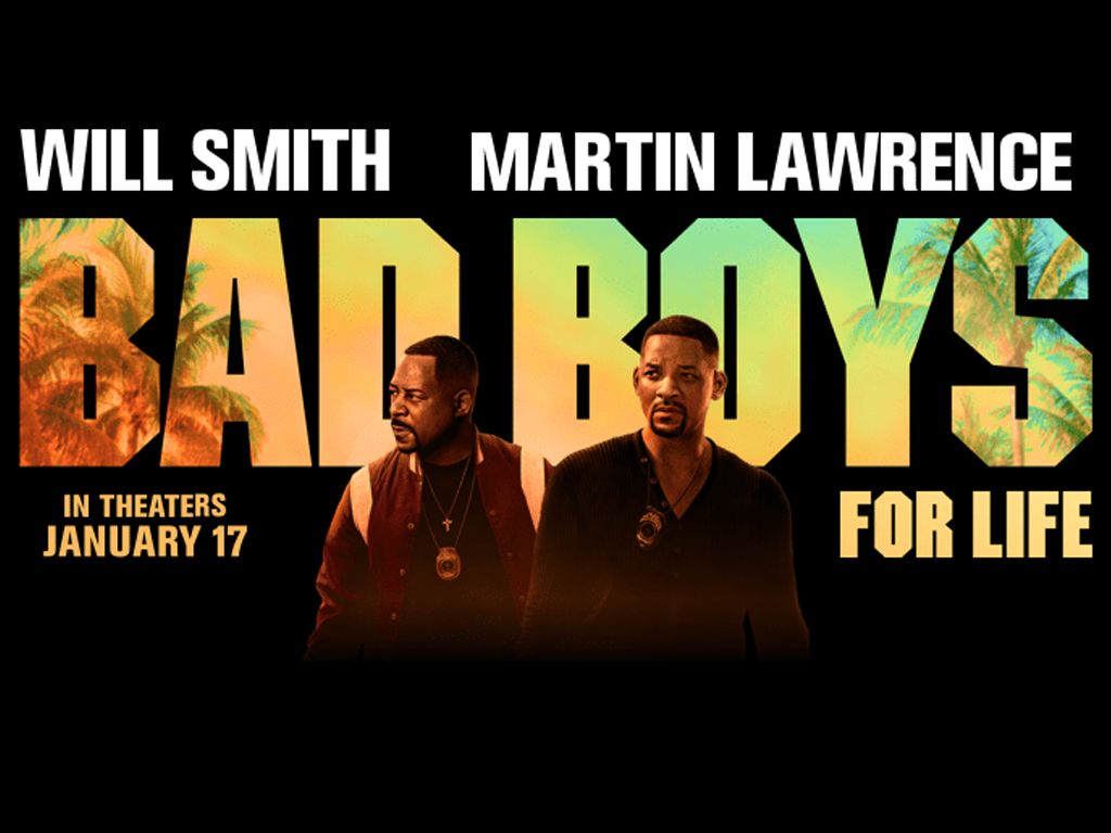 Bad Boys For Life - Trailer / Τρέιλερ Movie