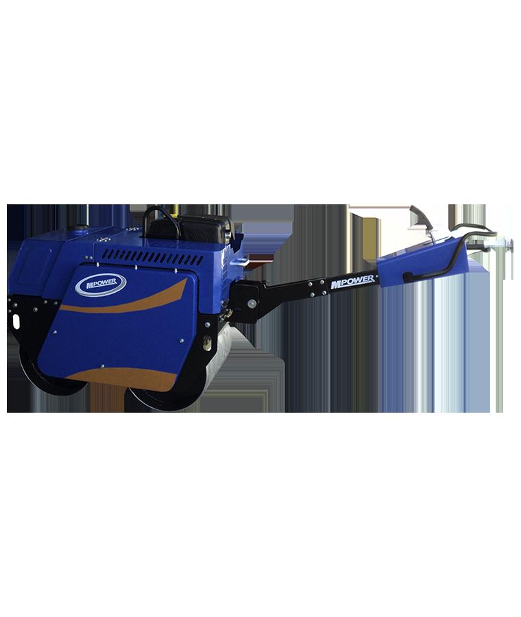 Rodillo Vibratorio Doble Marcha con Motor 15 HP