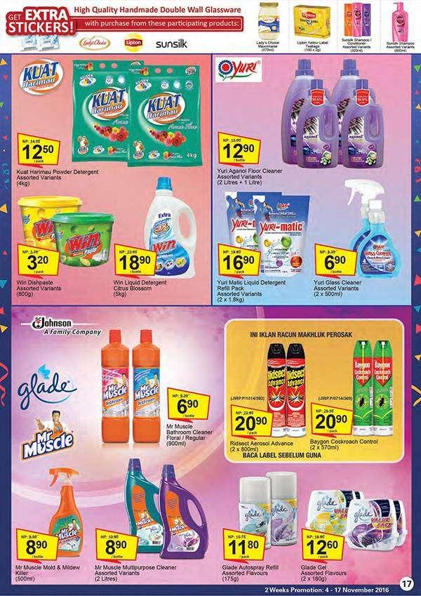 Aeon Big Catalogue (4 November - 17 November 2016)