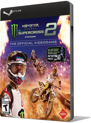 [PC] Monster Energy Supercross - The Official Videogame 2 - Update v20190218 (2019) - SUB ITA