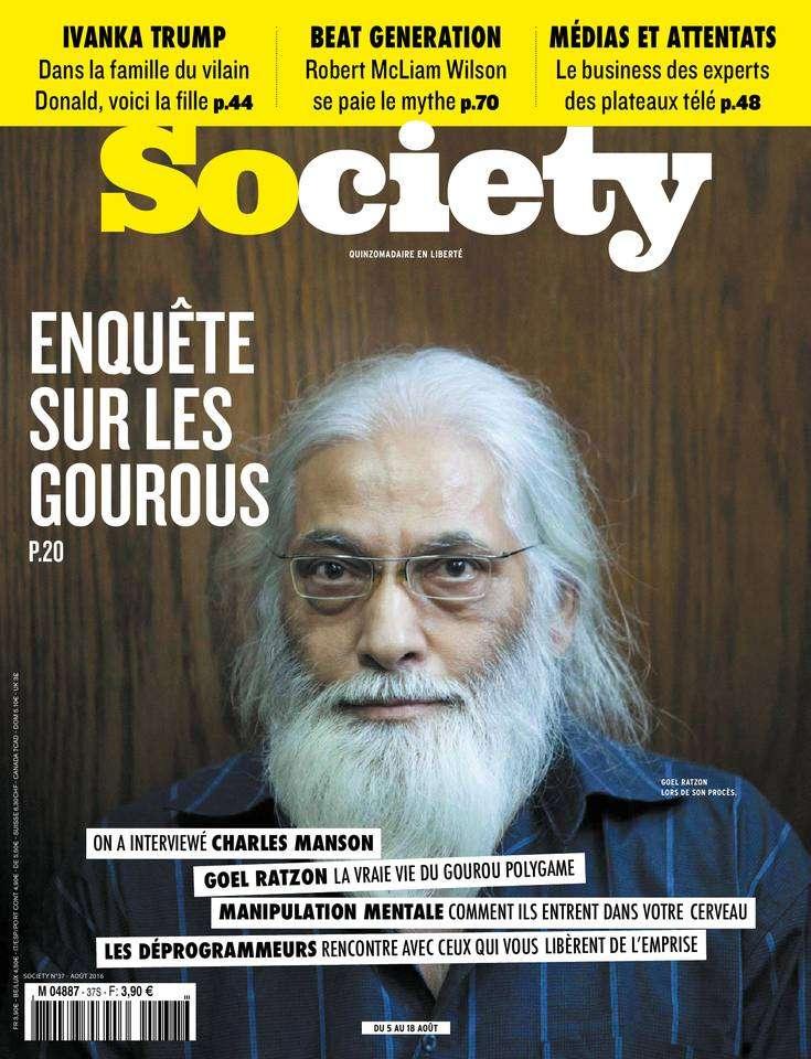 Society - 5 au 18 Août 2016