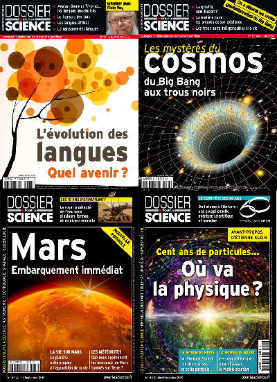 Dossier pour la Science - Full Year 2014 Collection