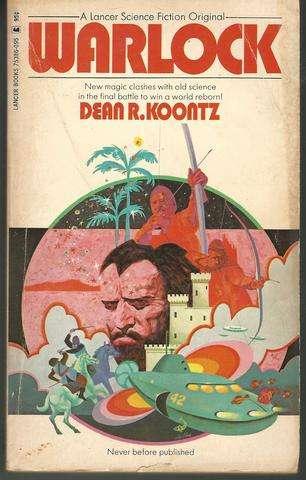 Warlock, Dean R. Koontz