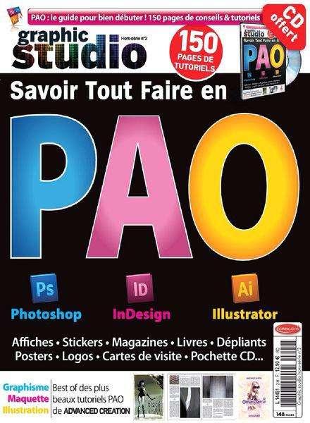 Graphic Studio Magazine Hors-série 2