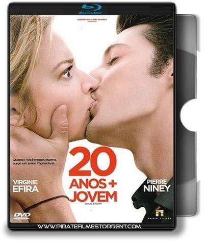 20 Anos Mais Jovem – Blu-ray Rip 720p Torrent Dublado (2013)