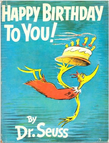 [(Happy Birthday to You )] [Author: Dr. Seuss] [Jun-1959], Dr. Seuss