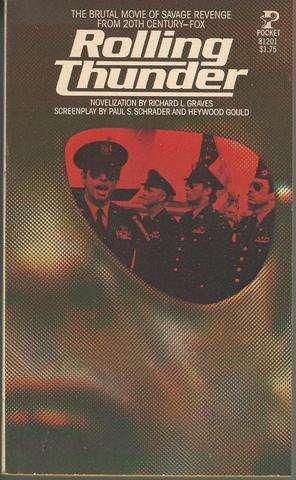 Rolling Thunder, Richard L. Graves