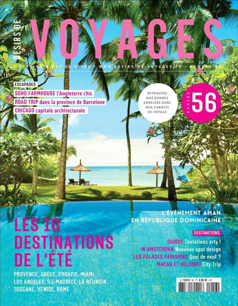 Désirs de Voyages - Septembre 2016