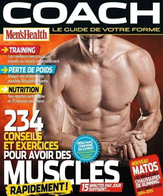 Men's Health Hors Série Coach 15 - 2014 / France