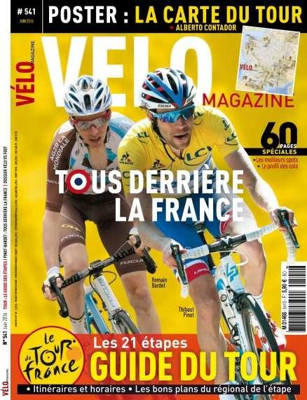 Vélo Magazine - Juin 2016