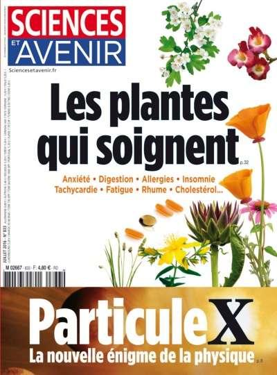 Sciences et Avenir - Juillet 2016