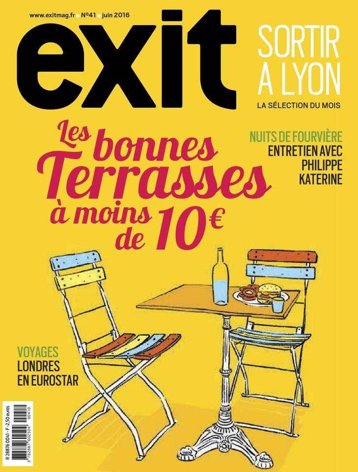 Exit Mag - Juin 2016