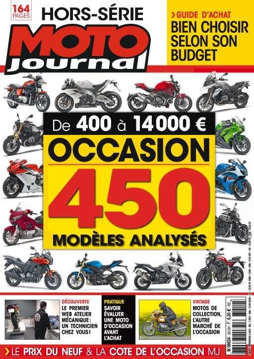 Moto Journal Hors-Série 2955 - 2016