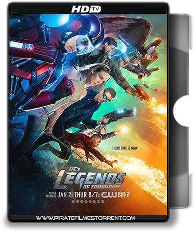 Legends of Tomorrow 1° Temporada