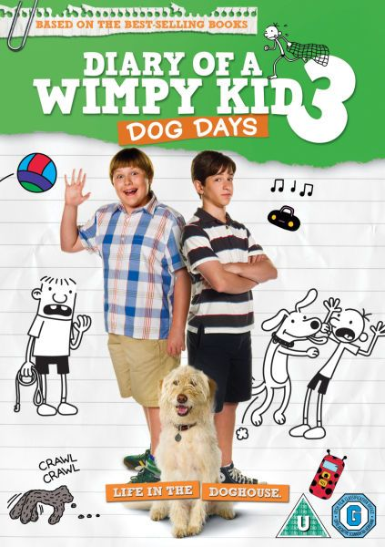Diary Of a Wimpy Kid III: Dog Days [Latino]