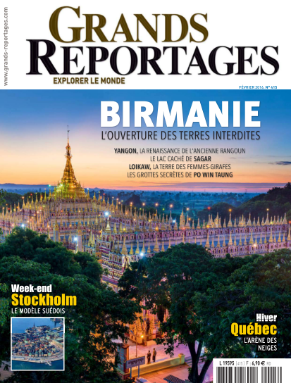 Grands Reportages - Février 2016