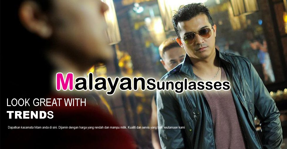 Malayan Sunglasses