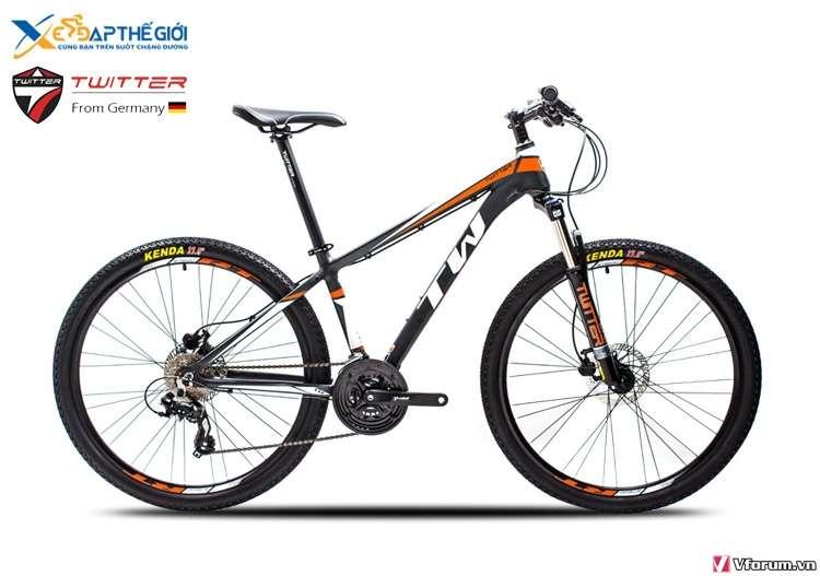 Bán xe đạp thể thao Twitter TW3700XC