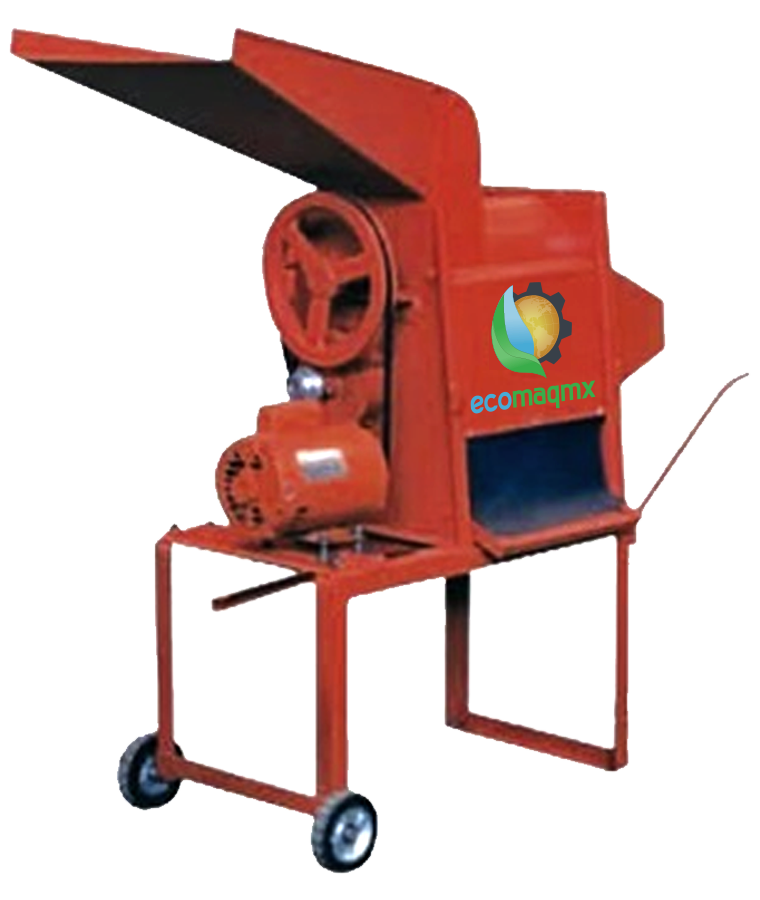 Desgranadora P/maiz Ecomaqmx Motor 1.5hp eléctrico 1000kg/hr