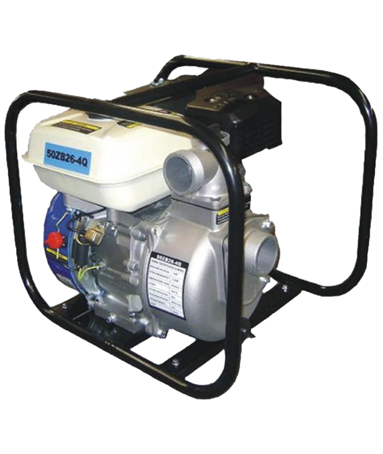 "Motobomba De Agua Autocebante A Gasolina Mpower 2x2"" 5."