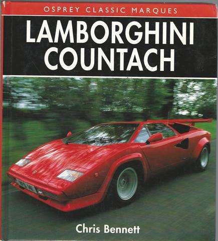 Lamborghini Countach (Osprey Classic Marques), Bennett, Chris