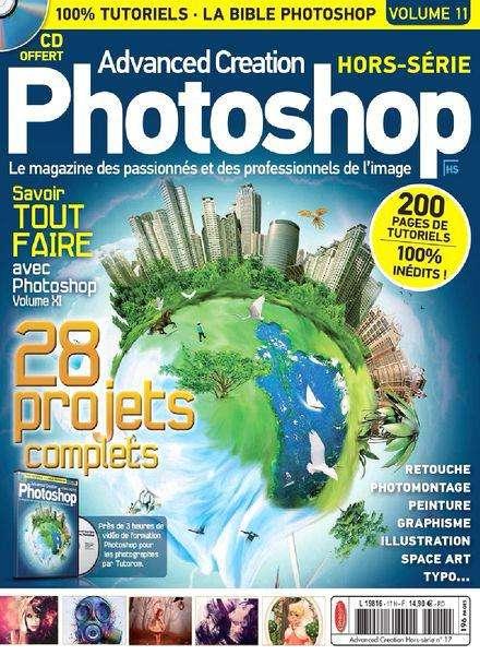 Advanced Creation Photoshop Magazine Hors-série 17