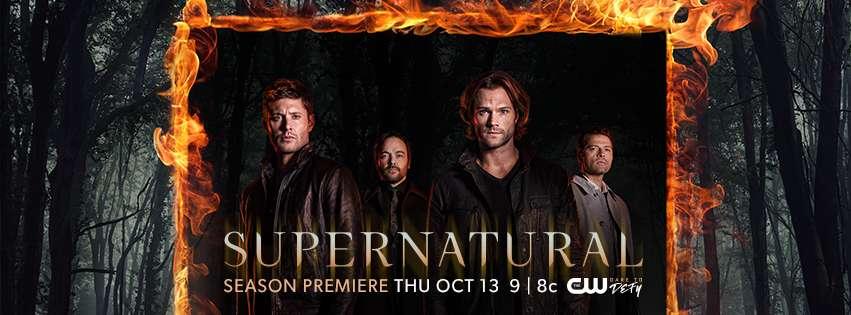 Supernatural 12° temporada
