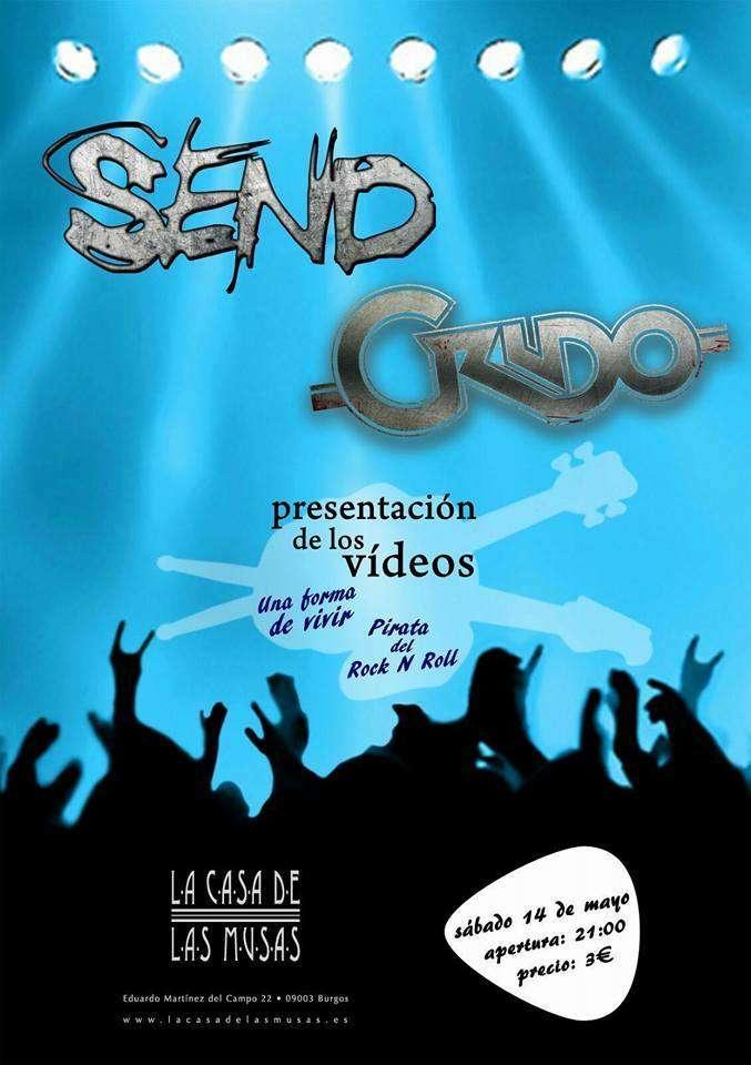 Crudo + Send cartel