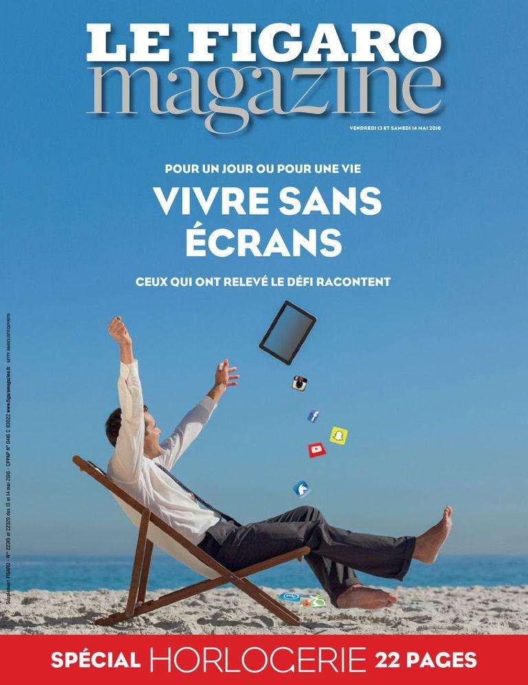 Le Figaro Magazine - 13 Mai 2016
