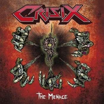 Crisix reedición portada