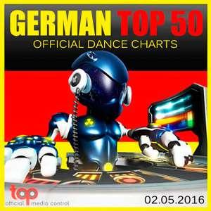 LFmQGp German Top 50 Official Dance Charts 2016 mp3 indir